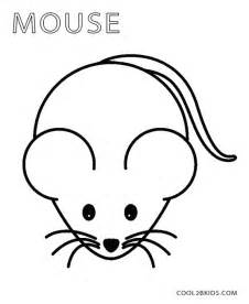 printable mouse coloring pages kids cool2bkids
