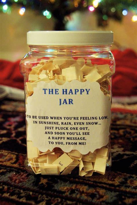 The Happy Jar A Jar Of Individual Sentiments On the happy jar a jar of individual sentiments on