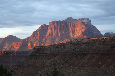october is the best time to go to zion national park las