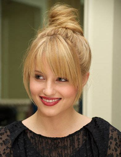 easy hairstyles shoulder length hair in an updo with bangs great hairstyles for 2015