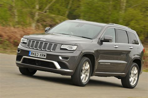Jeep Grand Styles Jeep Grand Design Styling Autocar