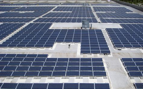 commercial solar power projects for business government agriculture and utilities