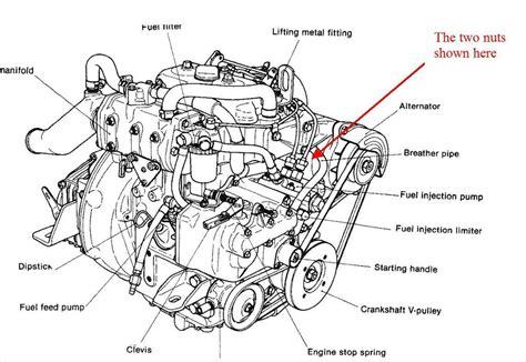 yanmar 2qm15 alternator wiring diagrams repair wiring scheme