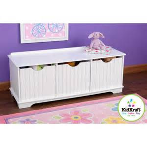 storage benches at walmart kidkraft nantucket storage bench white walmart