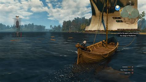 witcher 3 how to use boats the witcher 3 wild hunt screenshots for playstation 4