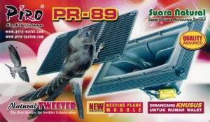 Tweeter Pr 83 Untuk Walet hm swiftlets tweeter pr 83 dan pr 89