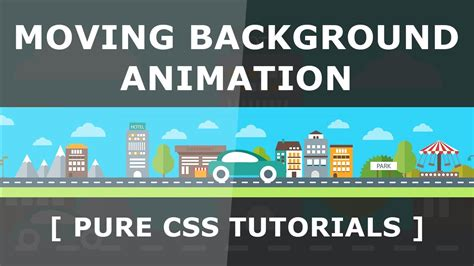 css tutorial reddit pure css moving background image css animation with