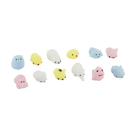 squeeshems jiggly pals  pack assorted kmart