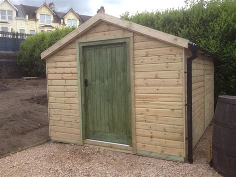 Storage Shed Workshop by Storage Shed Help For Heroes The Wooden Workshop