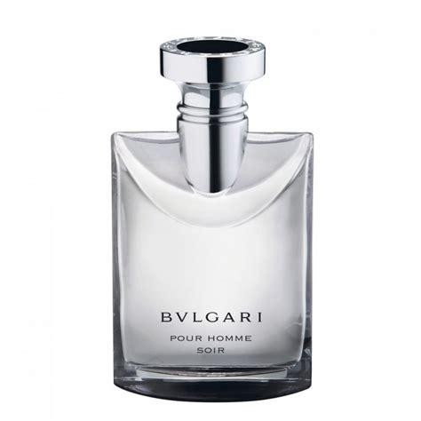 Parfum Bvlgari Pour Homme bvlgari pour homme soir eau de toilette 50ml spray