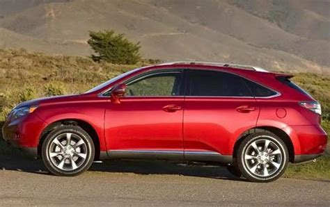 red lexus truck 2010 lexus rx 350 information and photos zombiedrive