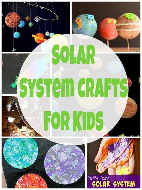 craft ideas for solar system 25 best ideas about solar system crafts on