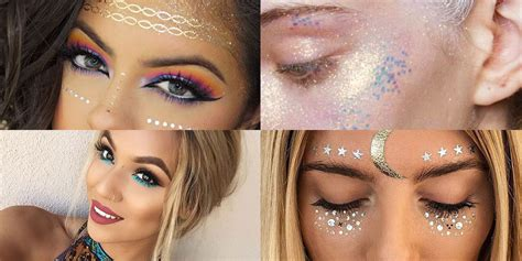 10 Steps To Festival Make Up by 3 Simple Steps To Festival Makeup The Edit