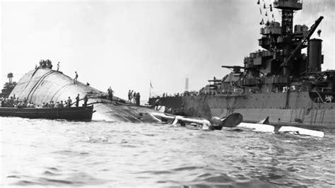 attack on pearl harbor history pearl harbor history