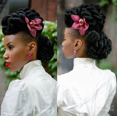 bridal hairstyles kenya 381 best images about african american wedding hair on