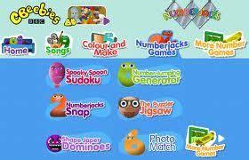 numberjacks cbeebies google search  images