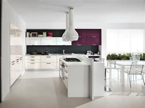 plan cuisine en l avec ilot cuisine en l moderne avec 238 lot en 108 photos magnifiques