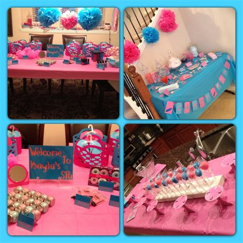 Birthday Themes 11 Year Olds | the simple life sparty birthday party for my 11 year old