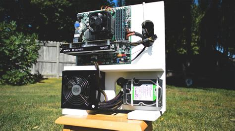 pc diy how to make a 10 diy wooden gaming pc