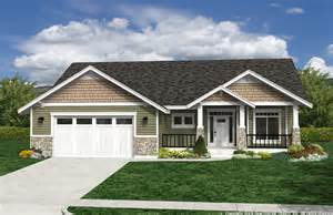 Rambler Style House Plans by Craftsman Style Rambler House Plans House Design Ideas