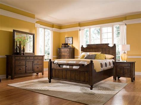 Attic Rustic Rustic Oak By Broyhill Furniture Baer S Attic Bedroom Furniture