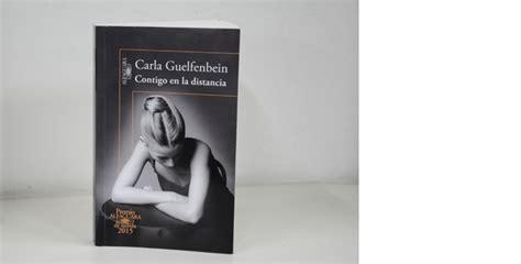 libro contigo en la distancia contigo en la distancia una novela cercana revistas