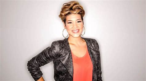 tessanne chin the voice winner tessanne chin signs with icm partners