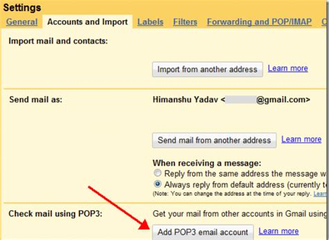 Free Gmail Address Lookup How To Add Another Email Address On Gmail Ehow