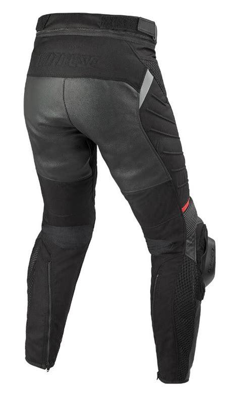 dainese p air frazer tex pelle motosiklet pantolonu