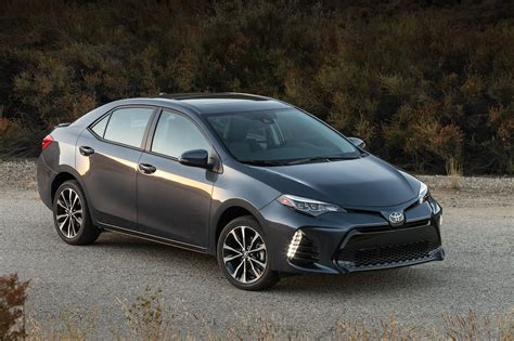 2017 Toyota Horsepower by 2017 Toyota Corolla Reviews And Rating Motor Trend