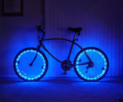lights for bikes at night illuminate your bike at night with these super bright diy