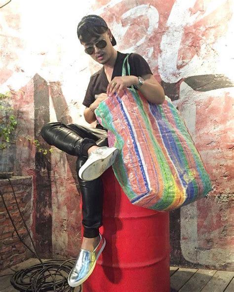 Bahan Kain Kong Vitrase Murah 015c 11 seakan beg plastik guni beg balenciaga jadi viral gara harga ribu riban wanita gaya hidup