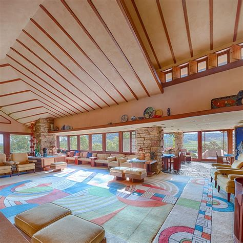 interior design lessons from frank lloyd wright frank