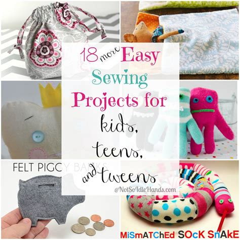 easy sewing craft projects bible crafts for tweens