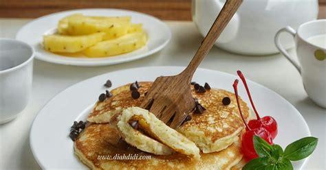 membuat pancake sendiri diah didi s kitchen tips membuat pancake lembut dan fluffy
