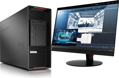 Lenovo Workstation lenovo upgrades 2 way thinkstation workstations with intel