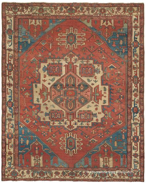 antique rugs in the tradition claremont