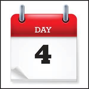 Tomorrow Calendar Tomorrow December 14 Day 4 Beaconsfield Junior High