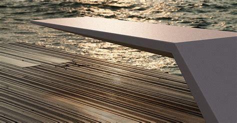panchine design panchina design per arredo urbano in cemento ad altissime