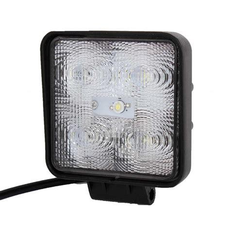square led work light 4 inch 15 watt tuff led lights