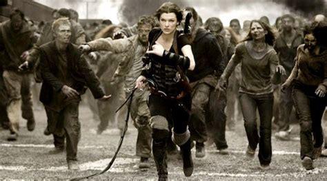film bioskop kung zombie insiden kecelakaan warnai proses syuting resident evil