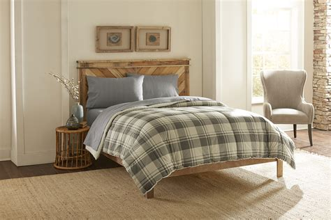 grey down alternative comforter cannon down alternative comforter grey home bed