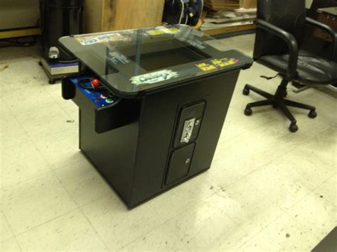 cocktail arcade cabinet plans cocktail arcade cabinet plans woodworking projects plans