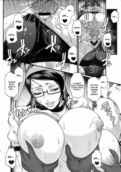 Bayonetta Hentai Manga Image