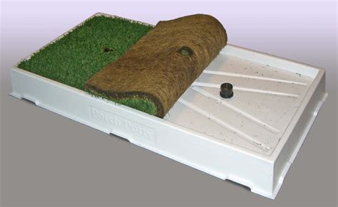 Patio Potty by The Best Grass Potty On The Market Litter Box