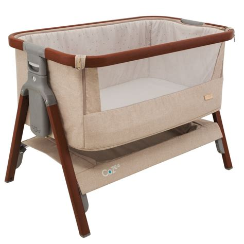 bedside cribs for babies tutti bambini nursery furniture bedside cozee crib