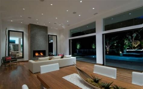 einbauleuchten decke wohnzimmer decken gestalten den raum in neuem licht