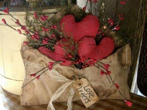 primitive valentines primitive s display display ideas shop
