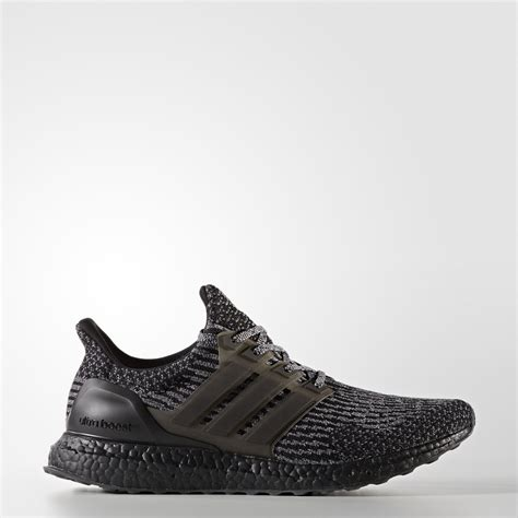 Adidas Ultra Boost 3 0 Black White adidas ultra boost 3 0 quot black silver quot ba8923 shoe engine