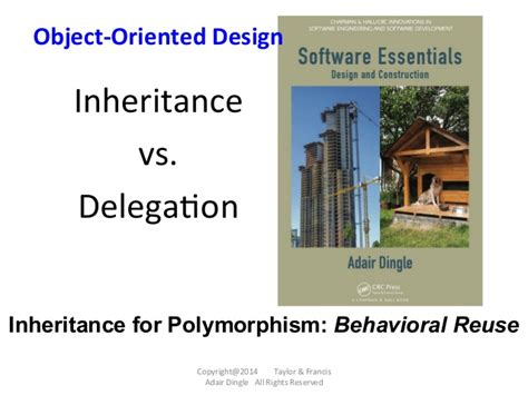 visitor pattern vs polymorphism object oriented design polymorphism via inheritance vs